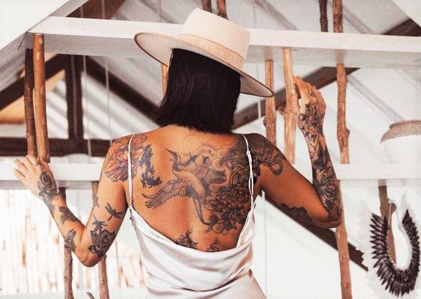 Non, non et non, on ne regrettera pas nos tatouages dans 20 ans (c'est prouvé) !