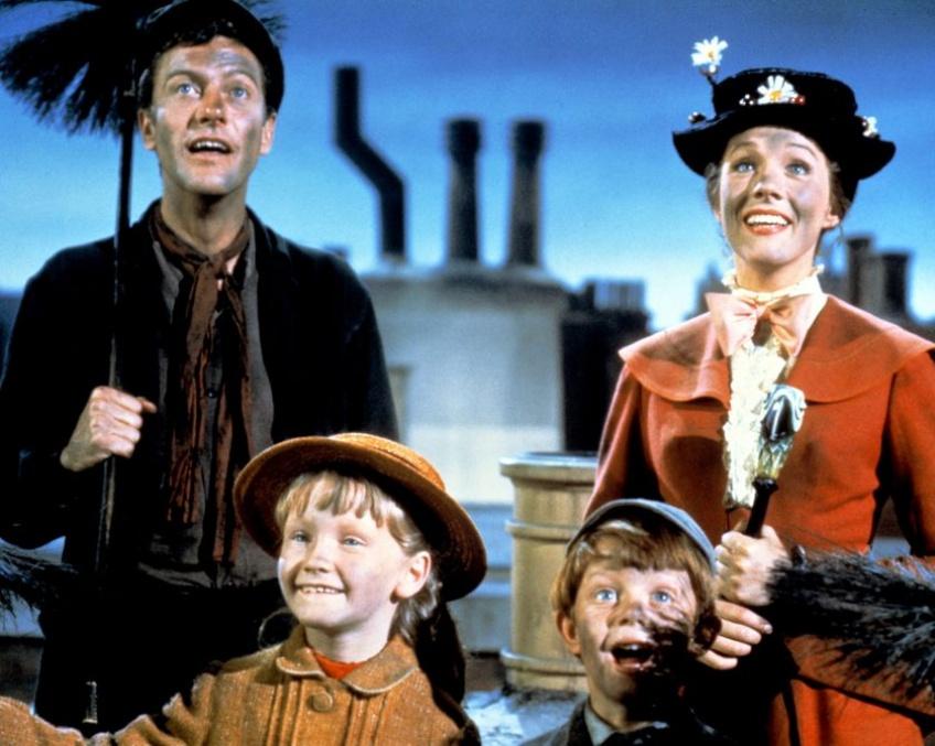 Quand le grand classique Mary Poppins est à son tour accusé de racisme