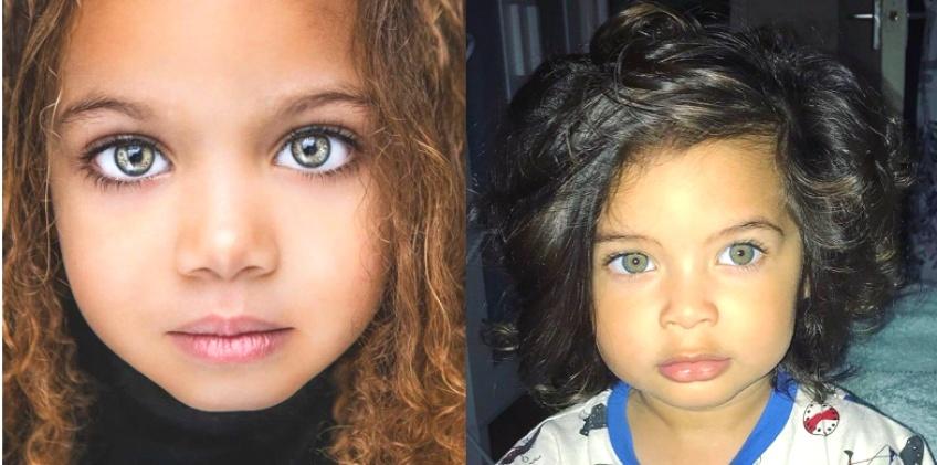 Ces enfants pour qui le mélange de cultures mène à des beautés magiques !