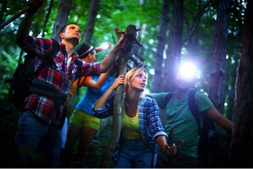 Un escape game de 20h en forêt près de Paris ouvre ses portes