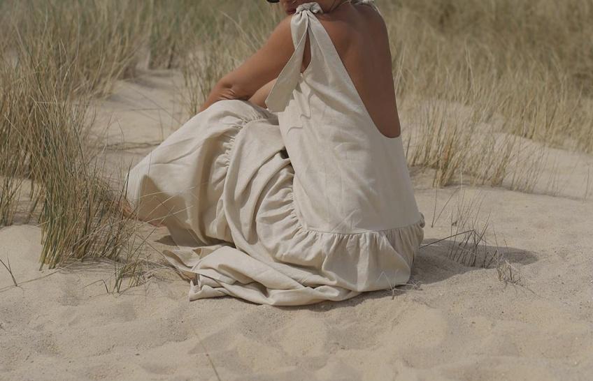 La robe de plage, l'indispensable pour nos vacances d'été