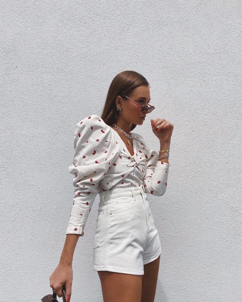 Les looks repérés sur Instagram parfaits quand il fait trop chaud pour vouloir s'habiller
