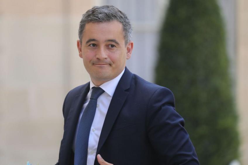 La nomination de Gérald Darminin, ministre de l'Intérieur, accusé de viol, ne plaît pas à tout le monde