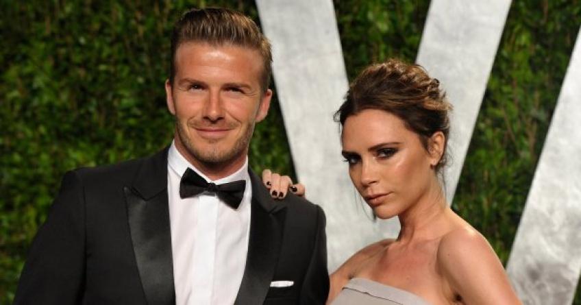 David Beckham n'a jamais oublié la première fois qu'il a vu Victoria