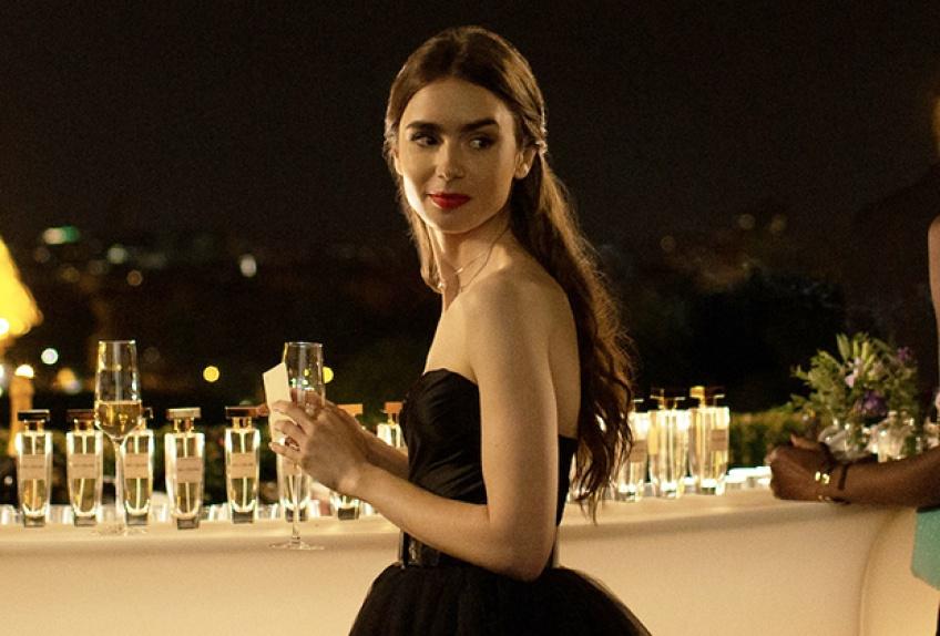 Netflix : Emily in Paris, la nouvelle série du créateur de Sex and the City