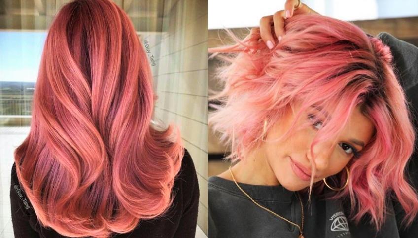 Et si on colorait nos cheveux en rose pour cet été ?