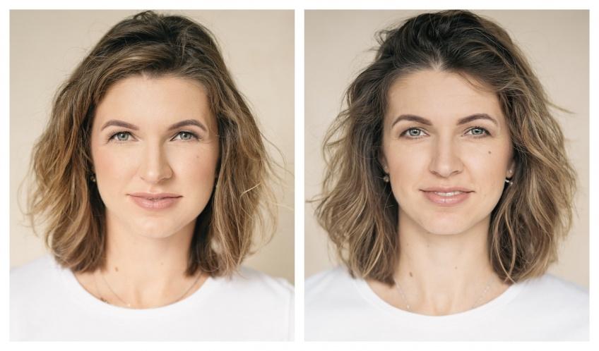 Elle photographie des femmes avant et après leur accouchement !