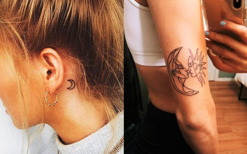 20 tatouages qui vont parler au signe du Lion !