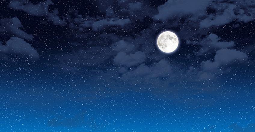 Découvrez quelle influence a la Lune sur votre sommeil grâce à ce simple exercice