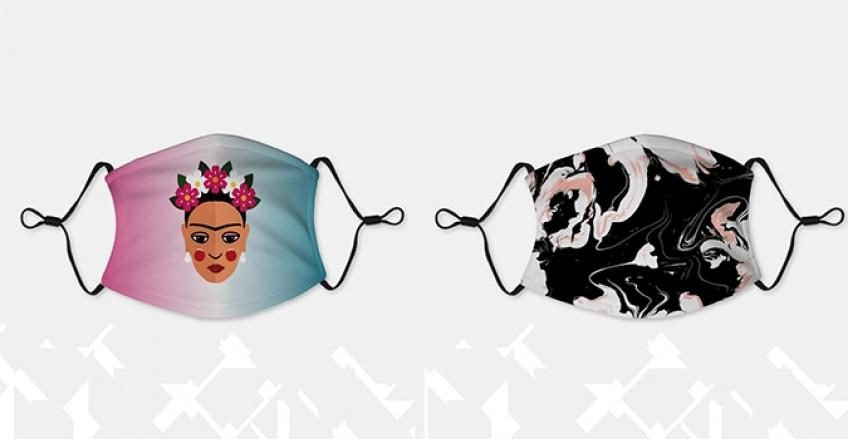 YR Masks : La marque qui vous permet de créer votre propre masque pour être protégée avec style !