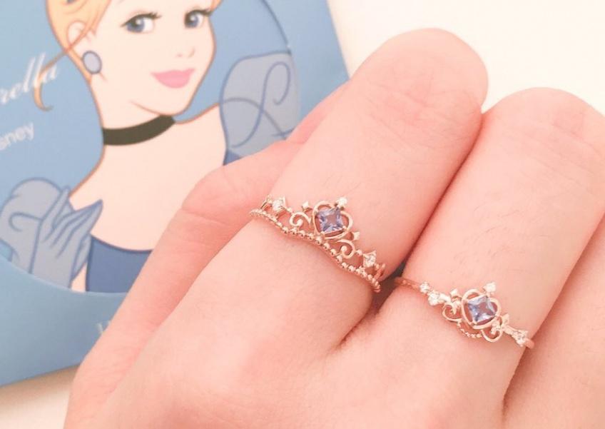 Ces bagues de fiançailles inspirées des Princesses Disney sont magiques à souhait !