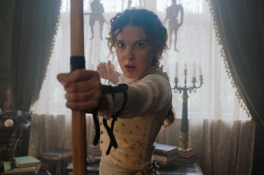 Enola Holmes : La nouvelle série de Netflix sur la petite soeur de Sherlock Holmes !