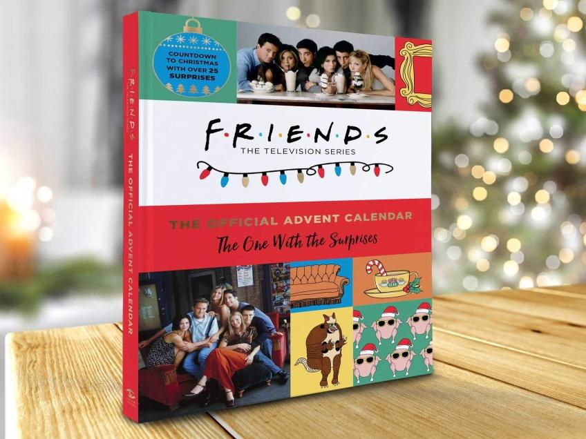 Friends : Le calendrier de l'Avent que l'on va s'arracher à Noël