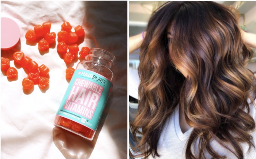 Hairburst : La marque beauté incontournable pour la pousse des cheveux sains, longs et forts !