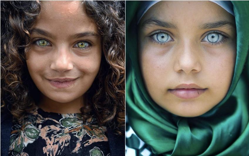 Ce photographe capture la beauté des yeux de ces enfants !