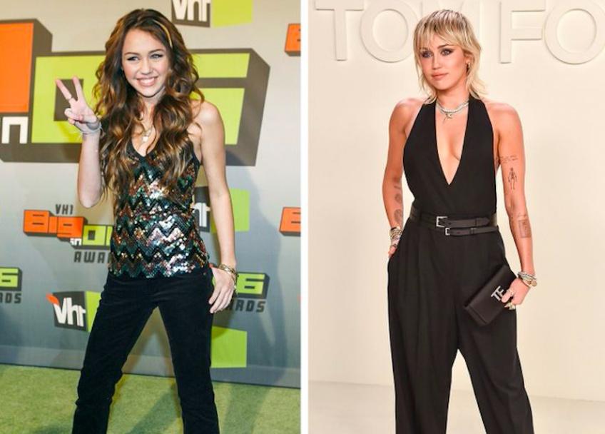 Elles ont bien changé : Ces looks de célébrités lors de leur tout premier tapis rouge !