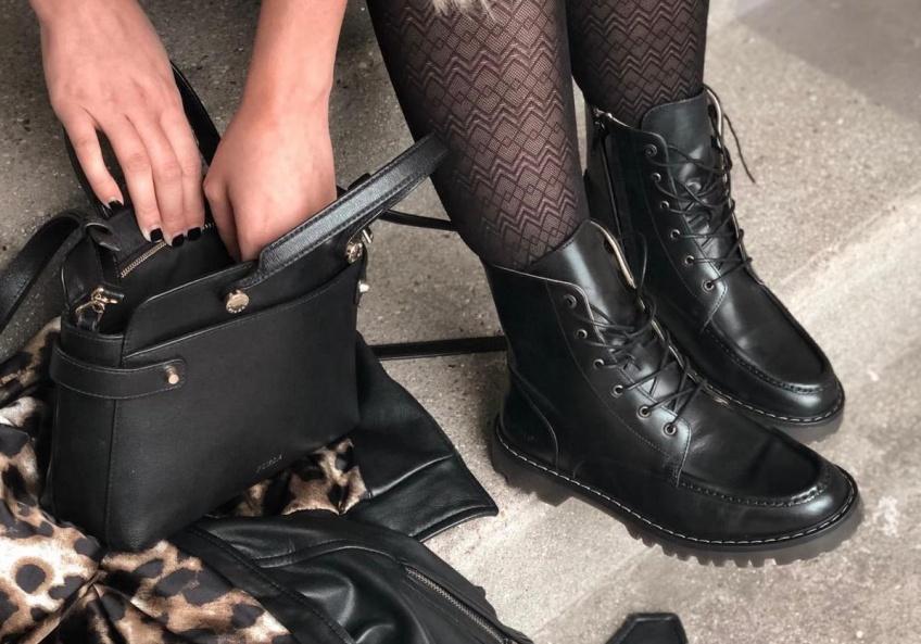 Bottines Deckboot de Kickers : les chaussures tendance de l'automne
