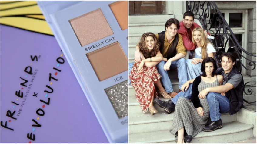 Une collection make-up 'Friends' est bientôt disponible !