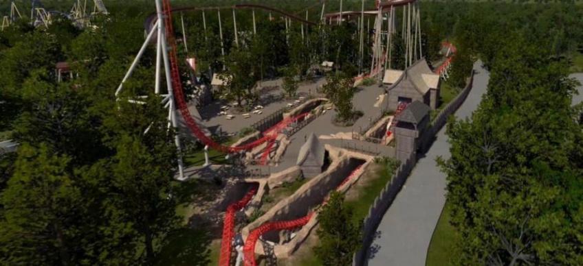 Attachez votre ceinture : La plus grande attraction de France arrive au Parc Astérix !