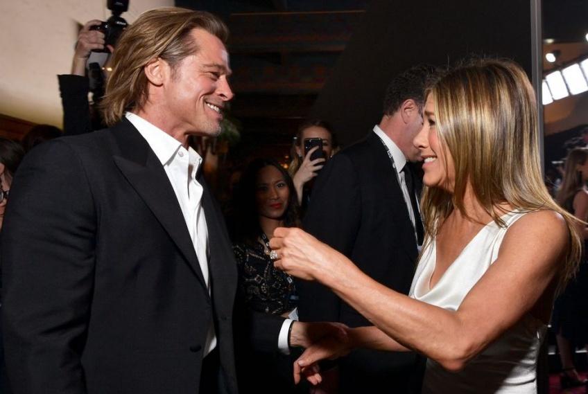 Les deux ex, Jennifer Aniston et Brad Pitt, se sont retrouvés pour la bonne cause !