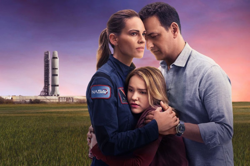 Away, la série Netflix avec Hilarie Swank