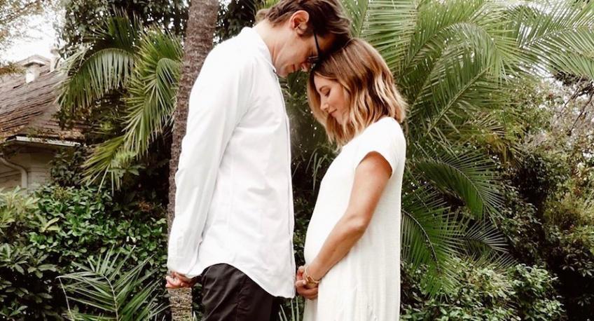 Alerte : Ashley Tisdale est enceinte de son premier enfant !