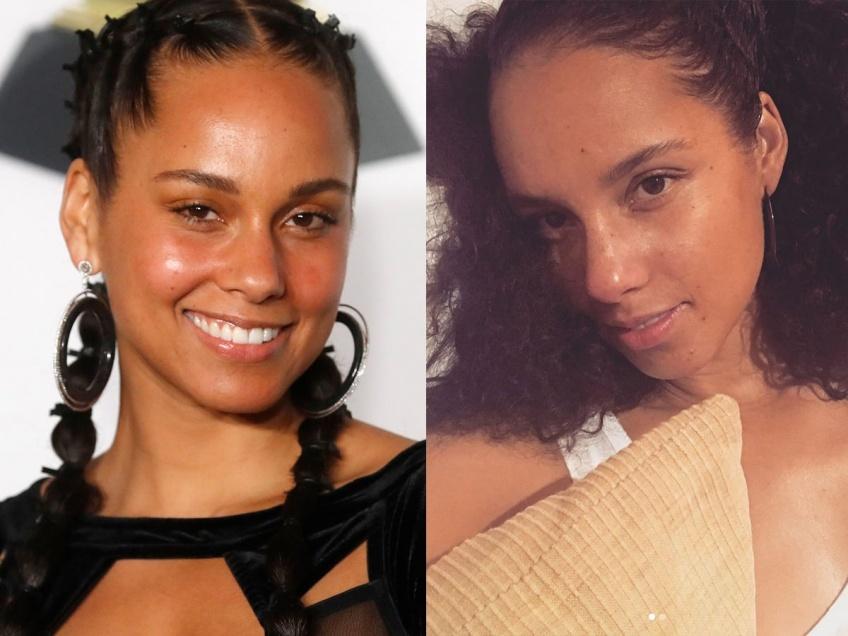 Ces célébrités qui osent le no make-up !
