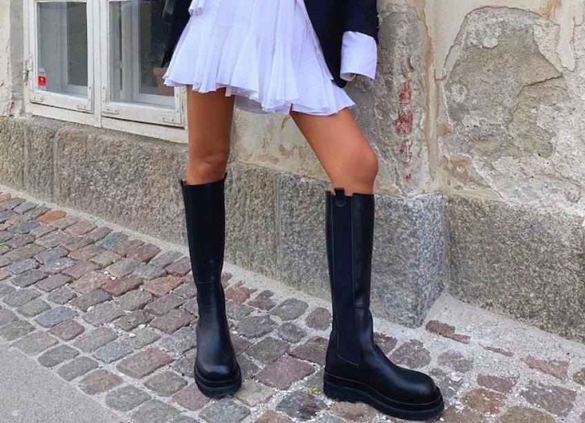 #Shoesday : Les bottes de pluie, la nouvelle tendance de cette mi-saison