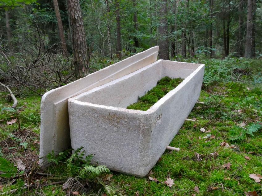 cercueil vivant