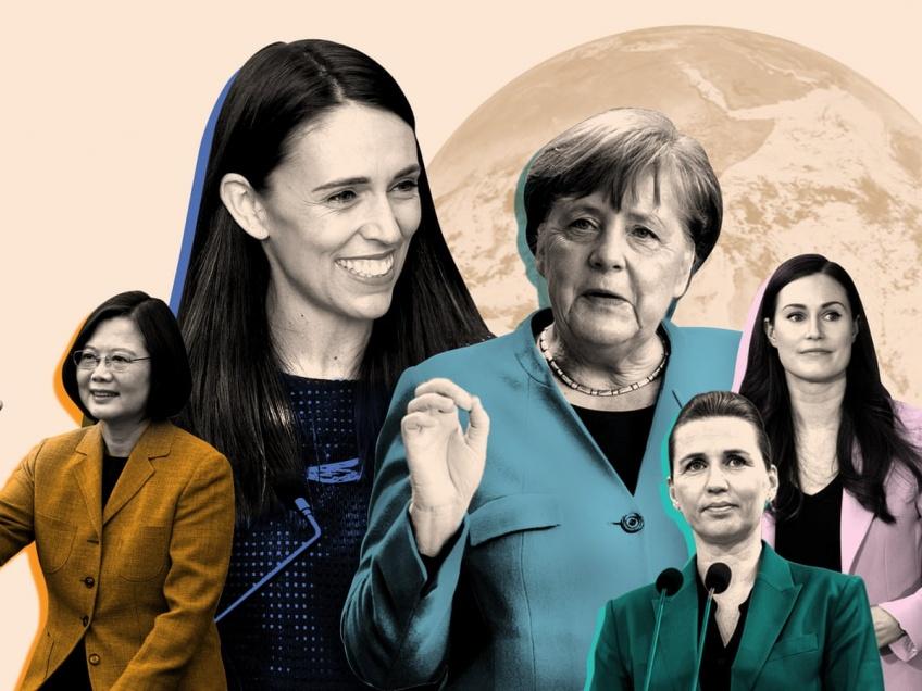 C'est prouvé : on vit mieux dans les pays gouvernés par des femmes !