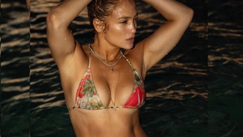 Jennifer Lopez, 51 ans, dévoile une photo d'elle en bikini et bouleverse Instagram