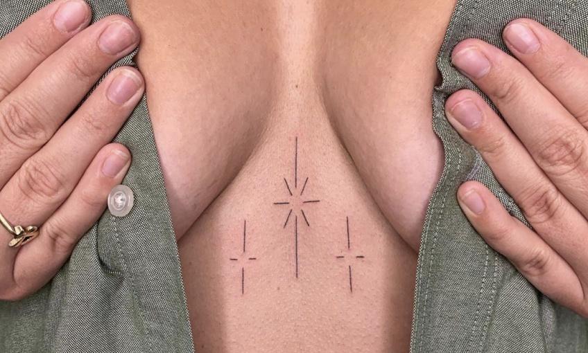 Comment mettre en valeur sa poitrine avec de beaux tattoos ?