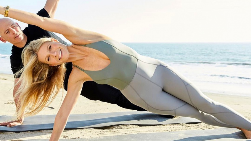 Gwyneth Paltrow livre ses exercices fétiches pour garder un corps tonique