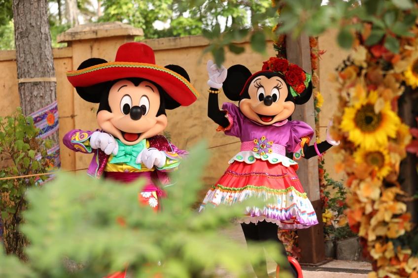 Halloween Festival : venez frissonner chez Disneyland Paris