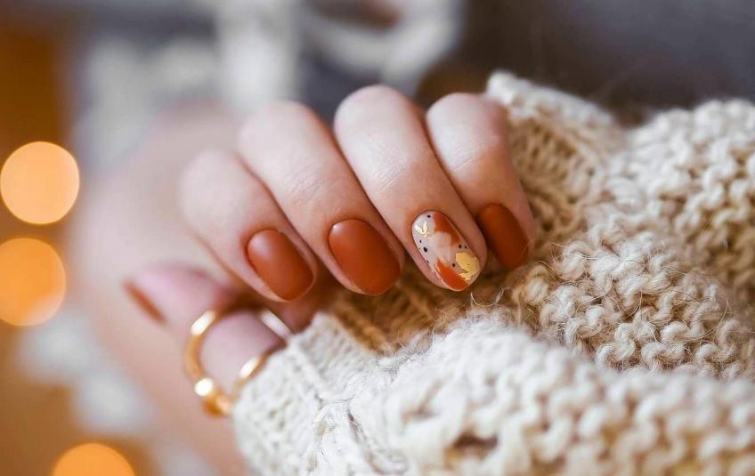 20 sublimes nail-arts qui nous transportent au coeur de l'automne !