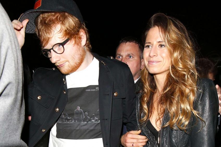 Amour de Stars : Toutes les femmes qui ont partagé la vie d'Ed Sheeran