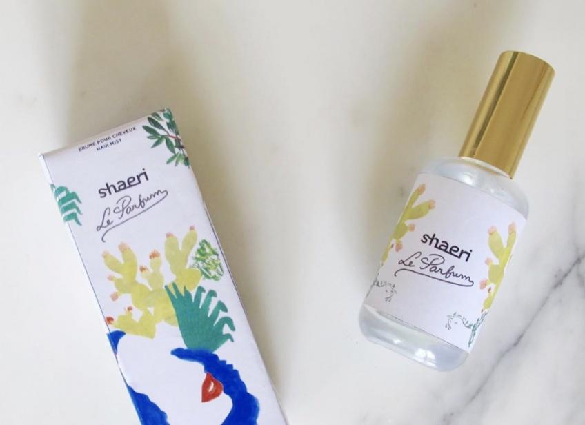Shaeri dévoile un parfum pour cheveux et reverse les bénéfices aux victimes de l'explosion de Beyrouth