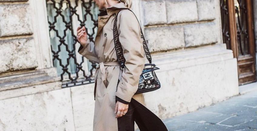 Tendance : L'obsession du trench-coat est de retour pour la saison pluvieuse !