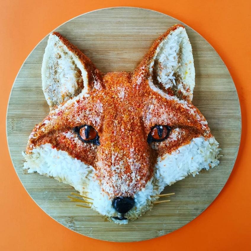 Avis aux gourmands : Cette maman réalise de véritables oeuvres d'art dans nos assiettes !