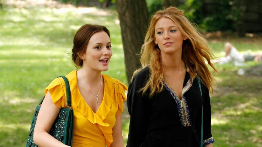 Blake Lively, nostalgique du passé, elle partage un cliché innédit de Gossip Girl !