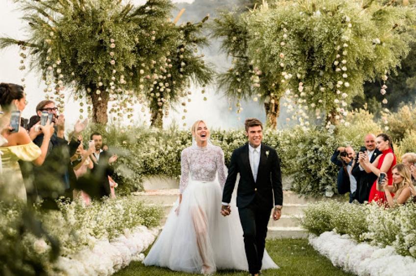 Mariage : Ces robes de mariées originales et sublimes portées par des célébrités !