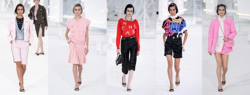 FASHION WEEK 2021 : Les tendances du défilé Chanel à adopter !