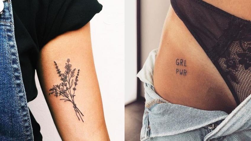 Des inspirations de premiers tatouages pour passer le cap !