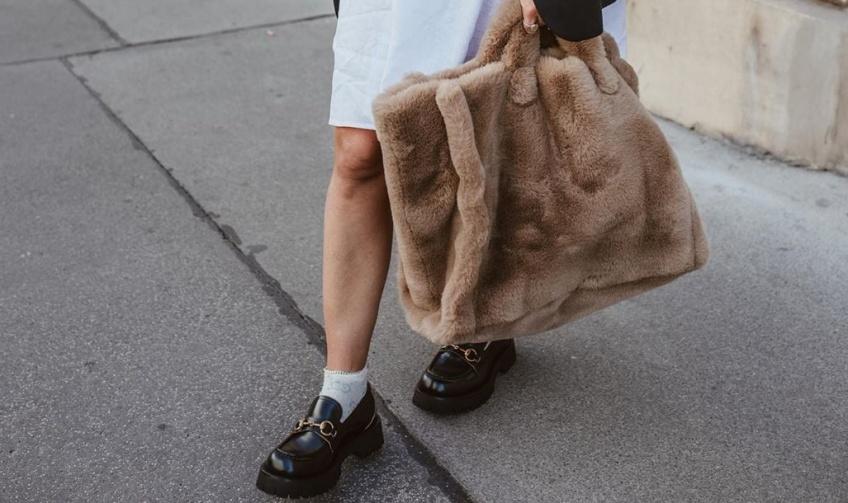 #Shoesday : les mocassins à semelles crantées, les it-shoes de l'automne à adopter !