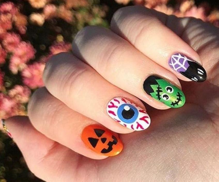 20 inspirations de nail art hyper tendance spécial Halloween