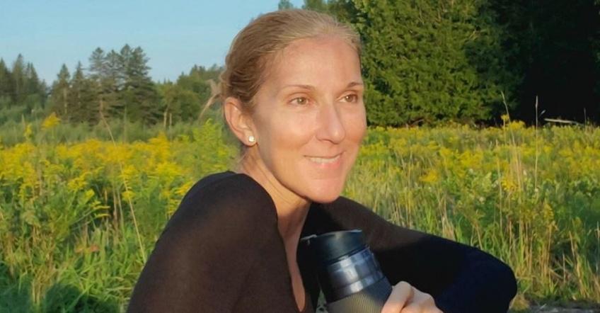 Céline Dion, 52 ans, partage une photo d'elle sans make-up !