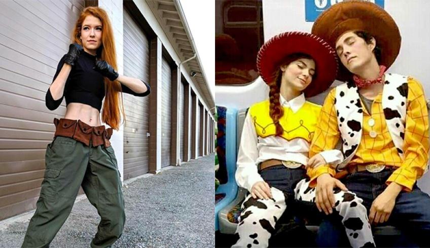 Halloween : Ces idées de costumes originales et réussies repérées sur Pinterest !