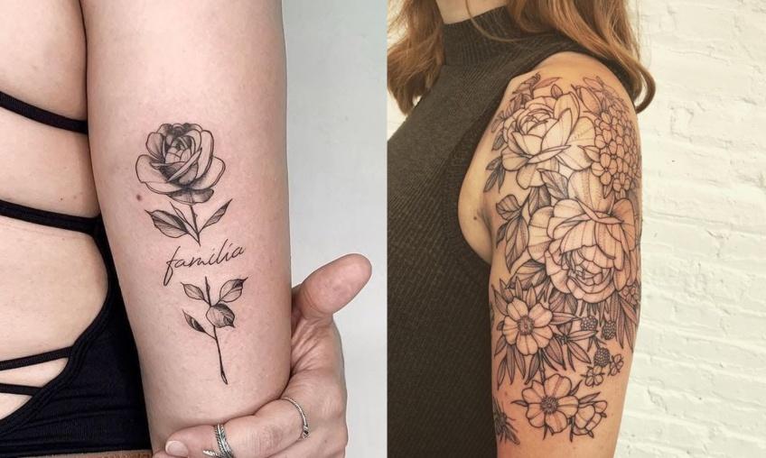 Ces 10 tatouages pour les bras à recopier au plus vite !