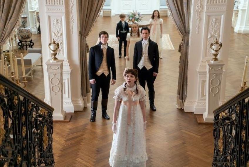 La Chronique des Bridgerton : la série Netflix so british que vous allez adorer !