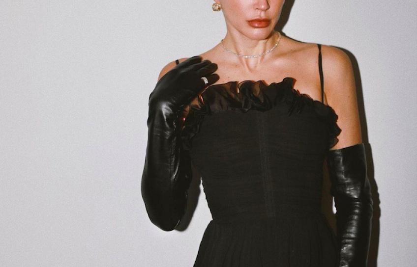 Les looks pour adopter le total look noir en l'honneur d'Halloween